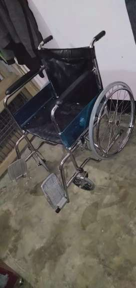 Cycle wheelchair