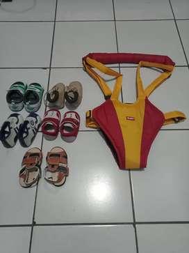Sepatu & Alat bantu jalan bayi