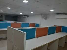 Fully furnished office space 1000 square