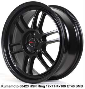 forum KUMAMOTO 60423 HSR R17X7 H4X100 ET40 SMB