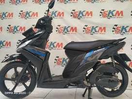 MOTOR BEKAS MURAH YAMAHA MIO M3 TAHUN 2019
