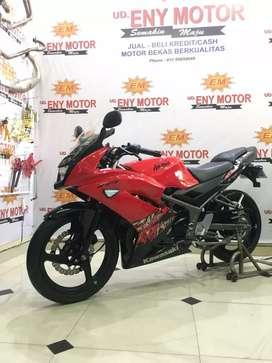 Kawasaki Ninja KRR thn 2013 barang istimewa