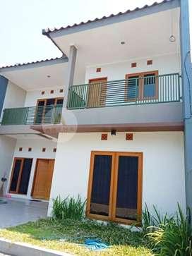 Dijual Rumah Baru Siap Huni di Pemkot Cimahi Posisi di dalam Komplek