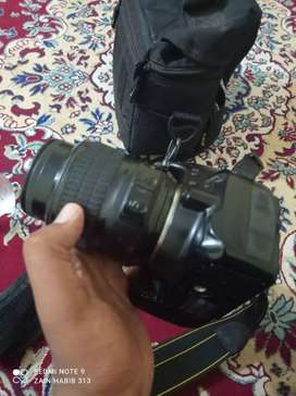 Nikon Dslr Camera Very Good Condition With All equipments