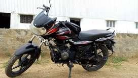 dharapuram bajaj bike