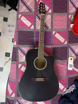 Kap's Jumbo size Acoustic Guitar