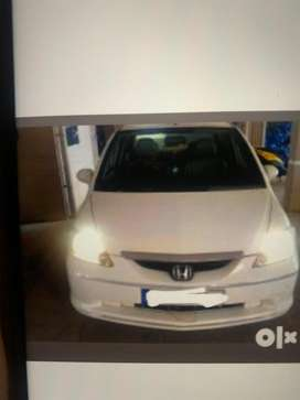 Honda City 2005 Petrol Well Maintained