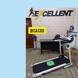 treadmill elektrik 1.5hp ireborn venice N-734 electric