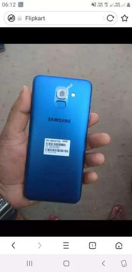 Galaxy on 6     4GB RAM 64GB ROM