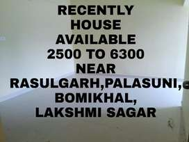 Single Room(2500/3000/3500/4000/4500/5000/5500/6000) Near Rasulgarh