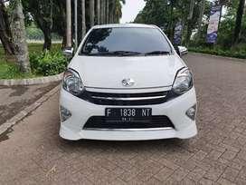 Toyota Agya 2016 G TRD  MT