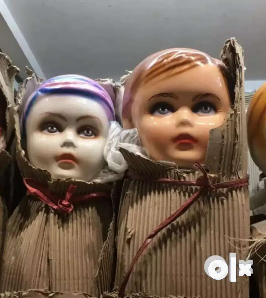 4 Mannequin in Gud Condition for Sale