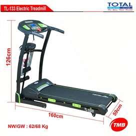 Treadmill elektrik rumahan bisa cod sejawabarat bayar ditempat
