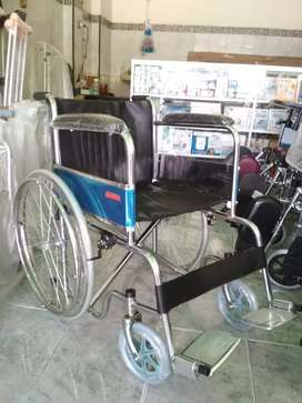 Kursi roda standar ban mati juara