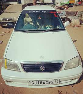 Esteem cng in good condition for sell