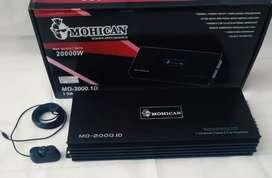 MonoBlok Mohican MO2000.1D