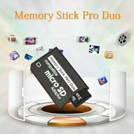 Dijual Adapter Memory Buat Psp Harga 50.000 Pas.