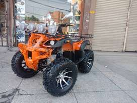 Powerful 250cc Engine ATV Quad 4 Wheels Bike At Subhan Shop