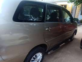 Toyota Innova 2008 Diesel Well Maintaine