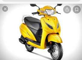 Two wheelers for rent