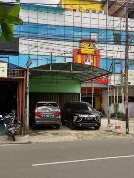 Dijual ruko jalan raya tenggiri Rawamangun Jakarta timur