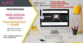 Special Offers for Website Development