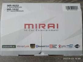 "Head Unit Mirai MR-1032 10.1"" Android Multimedia"