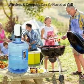 Pompa galon air elektrik tanpa ribet