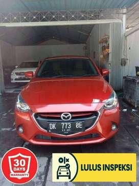 [Lulus Inspeksi] Mazda 2 Tipe R skyactive 2016