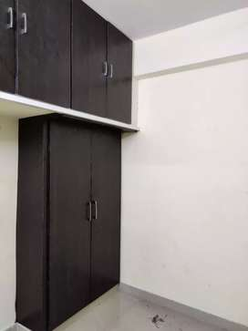 Sharing of double bedroom independent house for female