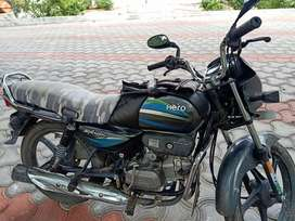I am changing tha bike