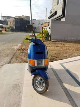 Imported Piaggio Sfera Scooter Automatic