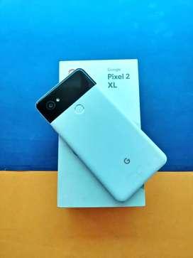 ##22 Google pixel 2 xl full box kit with 4 month warranty