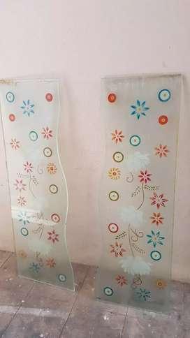 Archie Decorative Desinged Glass