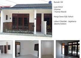 Rumah Kontrakan/Sewa [1M / 1P] Di Cilandak, Jagakarsa, Jakarta Selatan