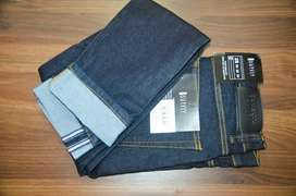 Celana jeans garment wash