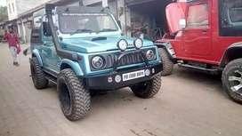 Panwar jeep and gipsy modified