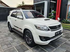 For sale Fortuner TRD VNT at 2014 istimewa