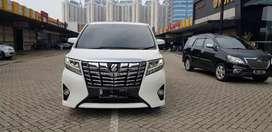Toyota ALPHARD G ATPM full spec