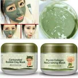 Bioaqua Carbon Clay Bubble Mask 100gr
