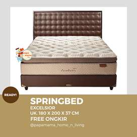 Springbed Lady Americana Excelsior - only Matras Latex uk180x200