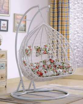 Swing Jhoola Double seater - Two person Swing chair hanging