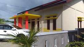 Dikontrakan Disewakan Rumah Unit Baru