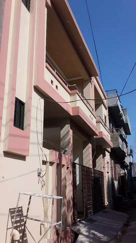 4 marla double story new house for sale in usman plaza back.side .