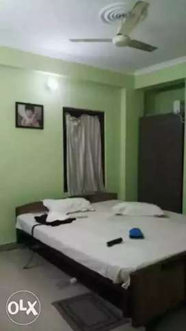 2bhk in luxa furnished