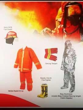 Perlengkapan Pemadam Kebakaran