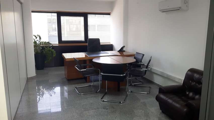 i-8 Markaz Prime Location corner Hall for offices with Kitchen & Bath 0