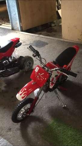Motor Mini Trail Termurah 50cc 2 tak cross bike