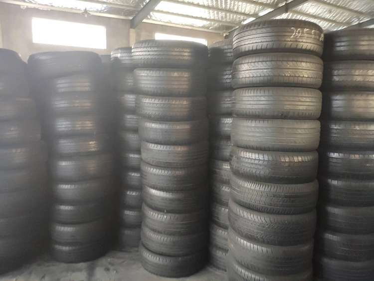 Used Tyres (WHOLESALE) 0