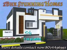Affordable & Luxury HOUSEs @Megha Gated community Township